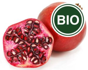 Granatapfel Bio