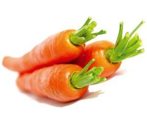 Karotte orange