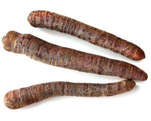 Karotte schwarz