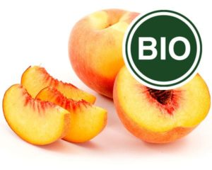 Pfirsich Bio