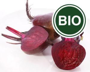 Rote Beete Bio