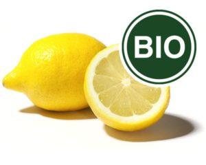 Zitrone Bio